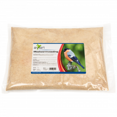 Avian Meelworm voeding - CONF-11511